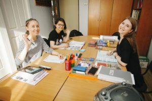 Испанский групповое обучение
