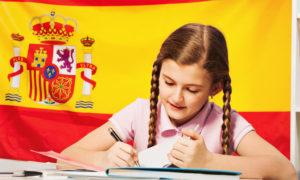 Курсы испанского языка для школьников