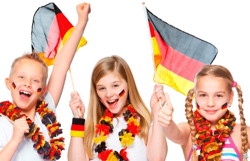 немецкий язык речной вокзал