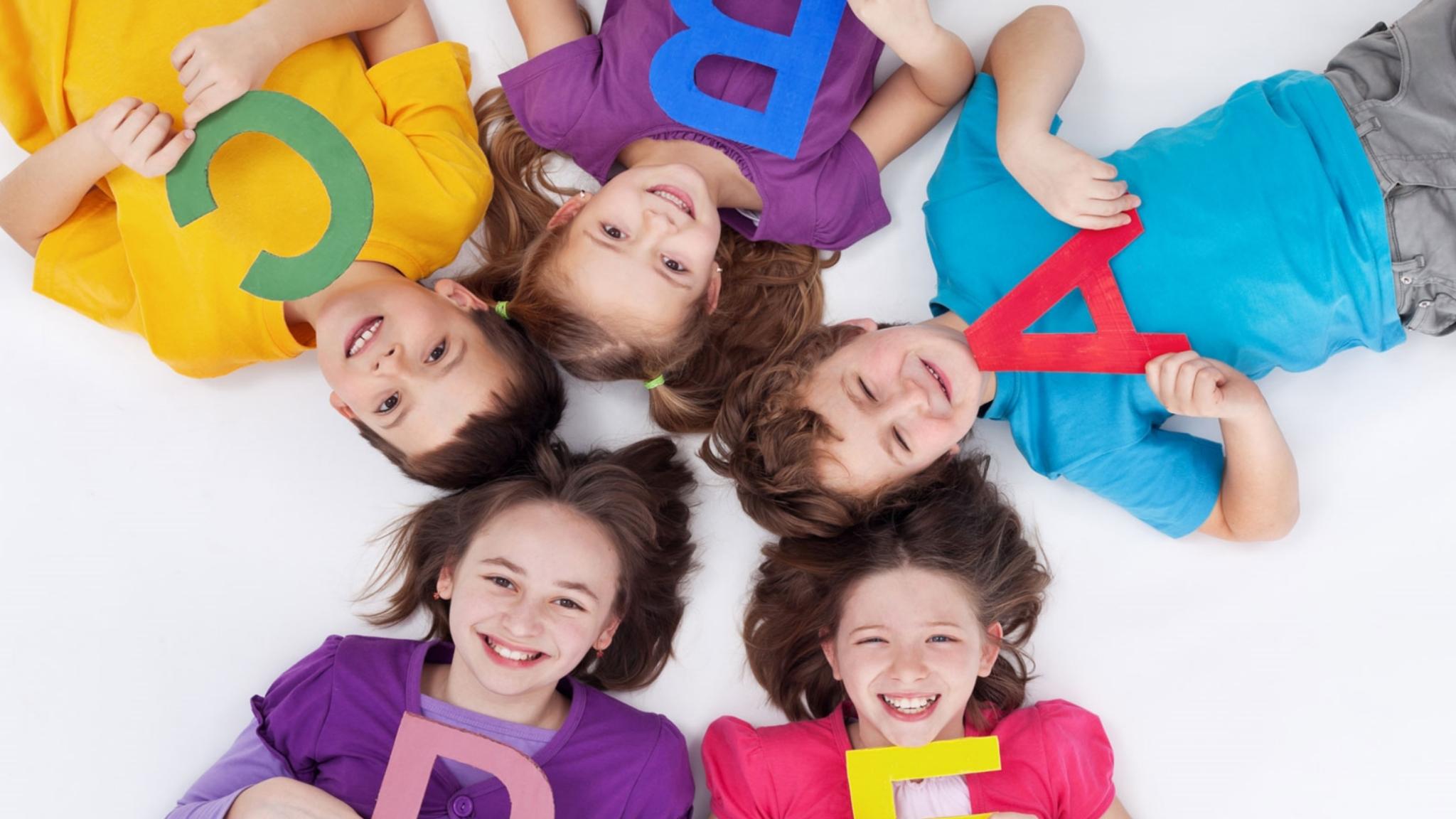 английский для детей в митино