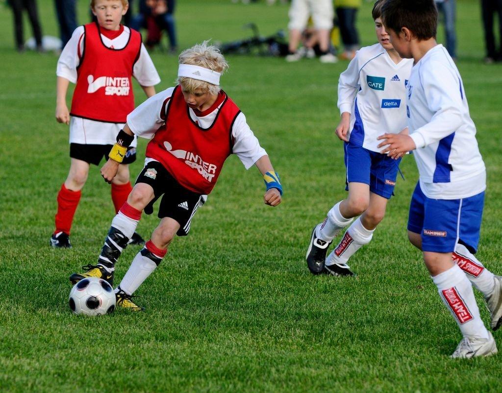 Футбол для детей в Строгино
